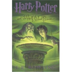 Potter Book Cover