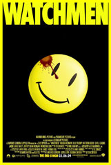 Watchmen smiley logo