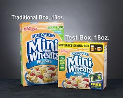 Kellogs miniwheats 18oz