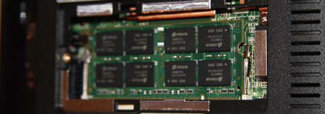 1005ha memory module bottom tab released